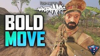 VICIOUS M60 GAMEPLAY!! | Rising Storm 2: Vietnam Gameplay
