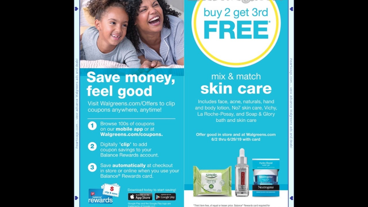 walgreens june coupon book 2019