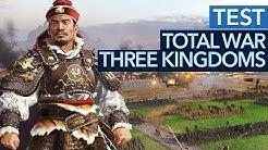 Das genaue Gegenteil von Warhammer - Test/Review Total War: Three Kingdoms