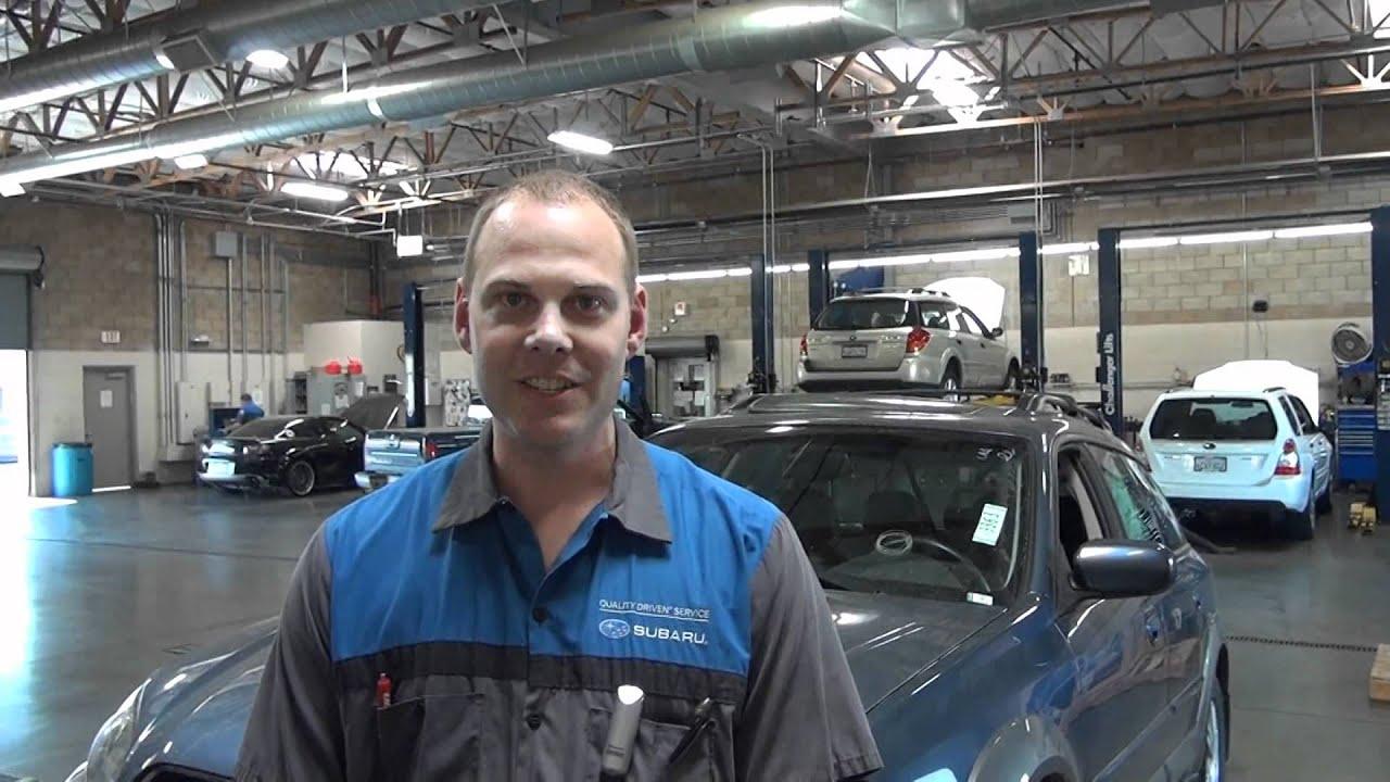 Maita Mazda Service Tip-Flashing Engine Light - YouTube