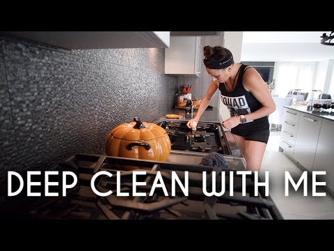 Deep Clean my house | Declutter and clean with me