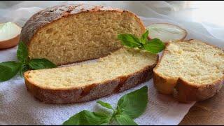 Луковый ХЛЕБ в домашних условиях Хлеб просто Чудо