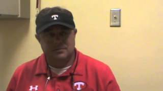 WNSP High School Football Preview: Theodore Coach Eric Collier