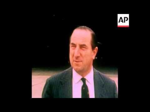 SYND 4 6 73 CONCORDE TEST PILOT TRUBSHAW INTERVIEW