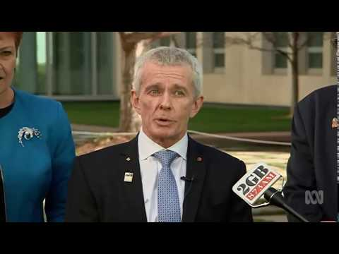 """I have always thought I was British"": Malcolm Roberts' Freudian slip"