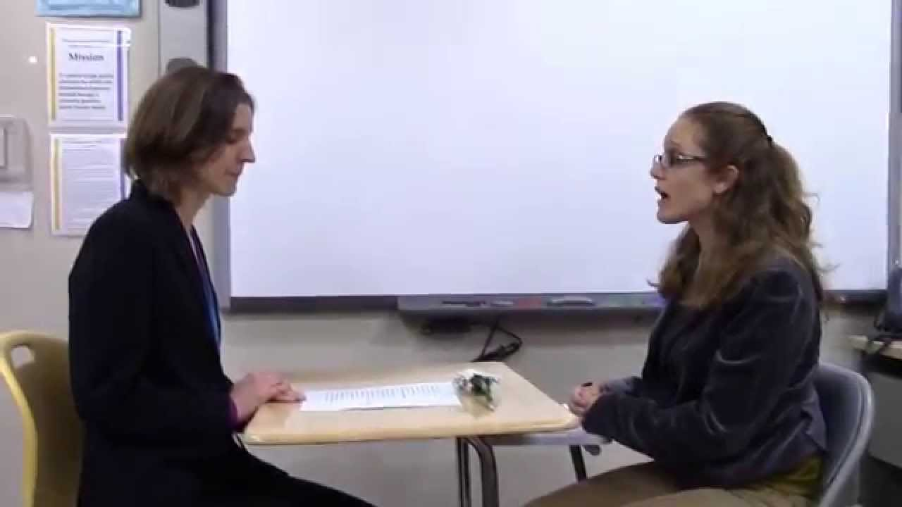 job interview good example job interview good example