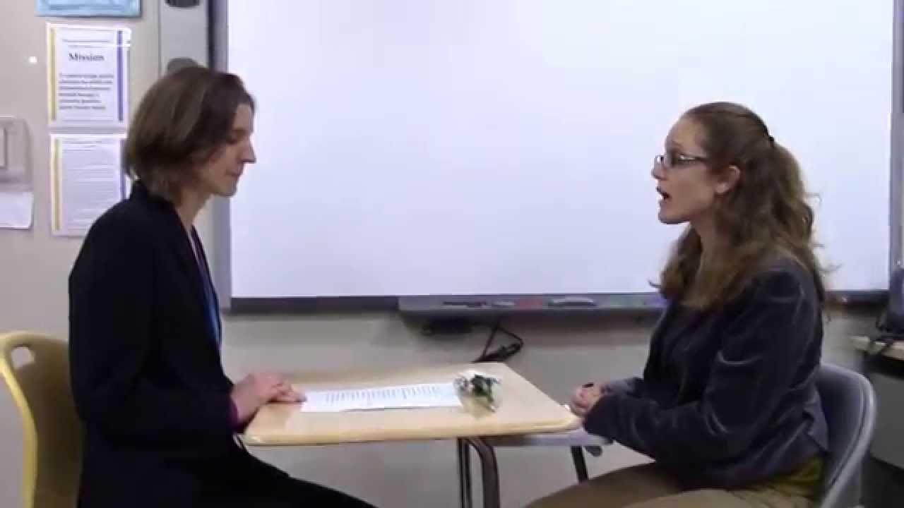 good job interview