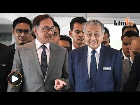 Dr M dan Anwar pun asal dari Umno - Mahfuz