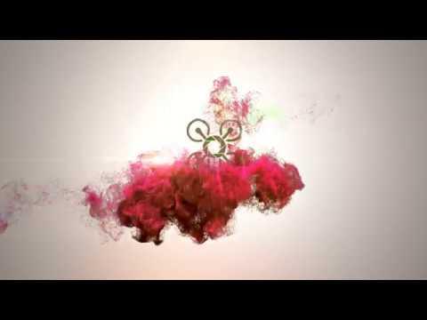Красивая видео анимация логотипа