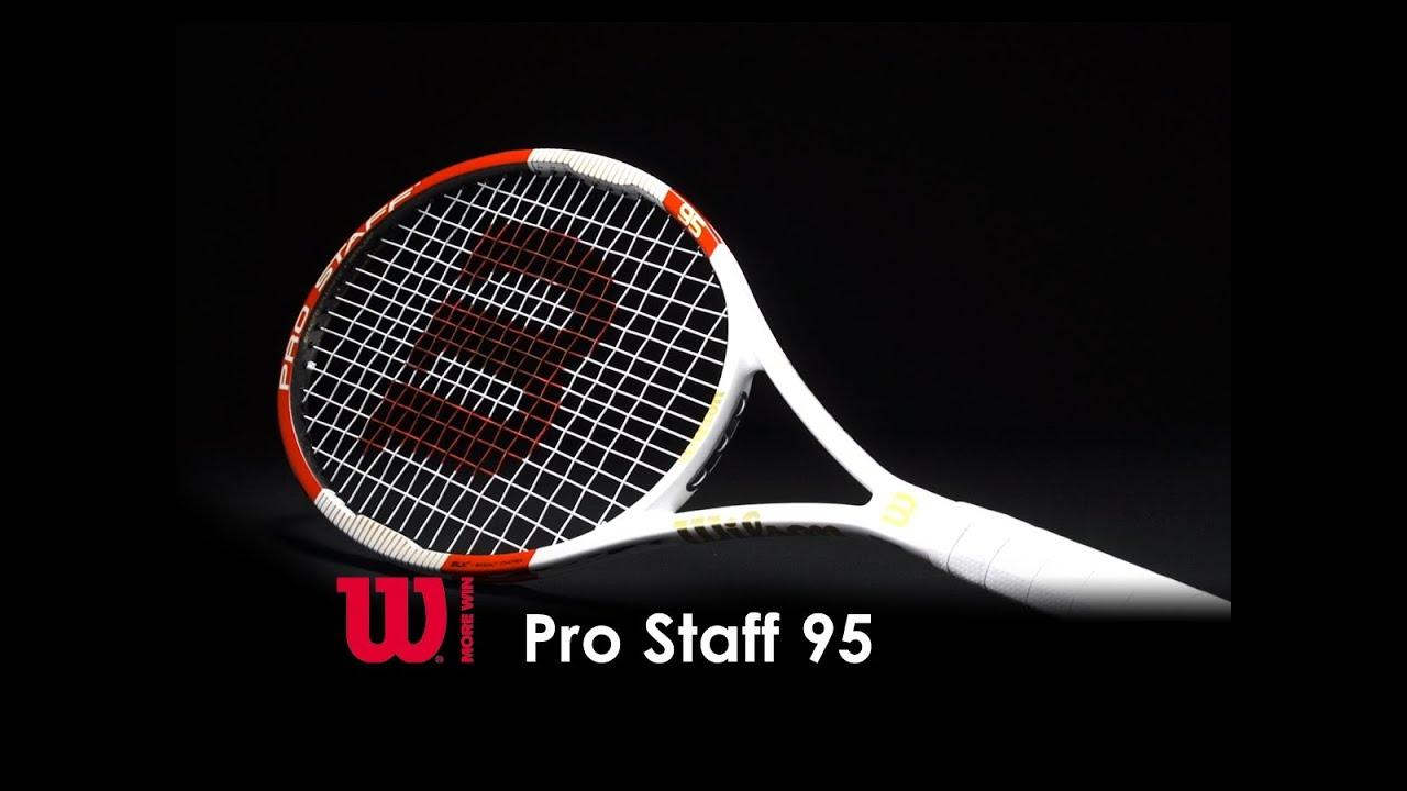 Wilson Pro Staff >> Wilson Pro Staff 95 - YouTube