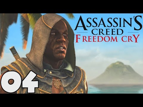ASSASSIN'S CREED 4 BLACK FLAG (FR) - 04 : FREEDOM CRY (DLC)