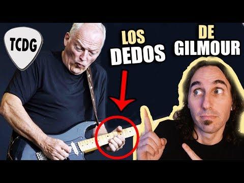 El Gran Misterio Que Ocultan Los Dedos De DAVID GILMOUR