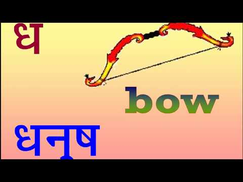 Class 1 Hindi Lesson 03 Hindi Vyanjan Consonants हिंदी व्यंजन ट ठ ड ढ ण ...