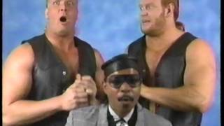 The Skyscrapers & Teddy Long Promo [1990-02-11]