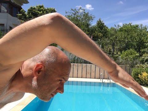 Serbest Stil Yüzme Kol Tekniği Çalışması