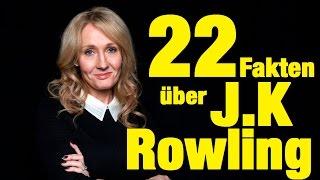 22 FAKTEN über J.K ROWLING