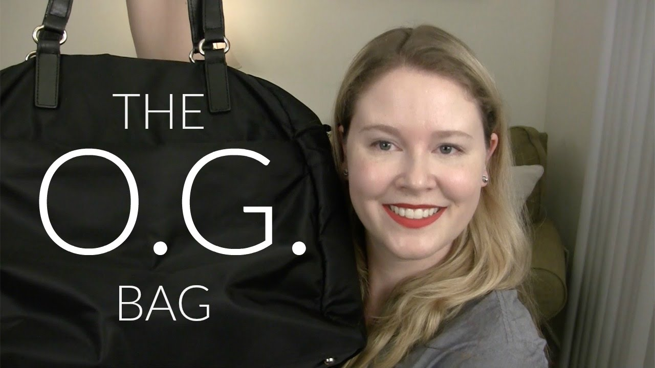 The Lo & Sons O.G. Bag - Review and 2.5 Years Wear & Tear - YouTube