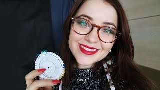 Suit Fitting & Measuring ASMR Roleplay
