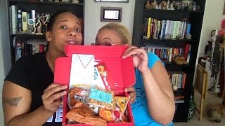 Love With Food August 2014 Unboxing Thumbnail