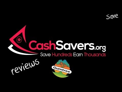 Gumtree – Cash Savers review