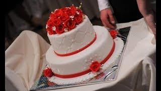 Торты на свадьбе з сюрпризом! Как этого не заметили гости - я не знаю