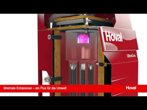 3D Animation - Hoval UltraGas
