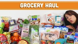 Grocery Haul! Mind Over Munch