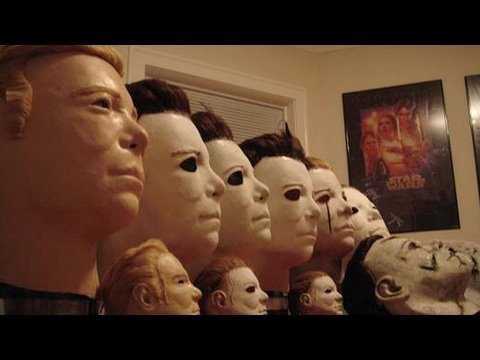 Shatner is the face of Michael Myers