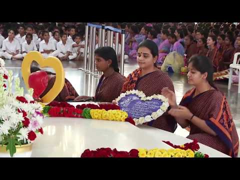 Gratitude Programme by the students from Anantapur Campus || SSSIHL || 11 March 2018