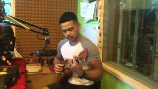 Just The Way You Are played on ukulele by Ryan Imamura