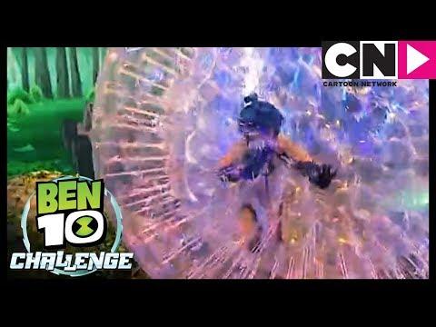 Ben 10 | Crushing It Like Cannonbolt! | Cartoon Network