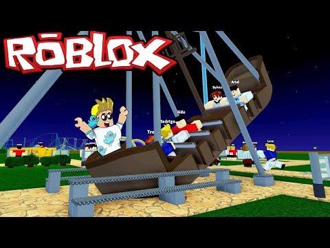 Dünyanın En Büyük LunaParkını Yapıyorum - #2  - Roblox