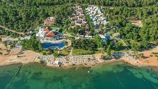 Обзор отеля  Aurum Exclusive Club 5* Дидим, Турция - отель с хорошим сервисом.