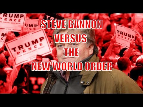 Who is Steve Bannon -  Trump
