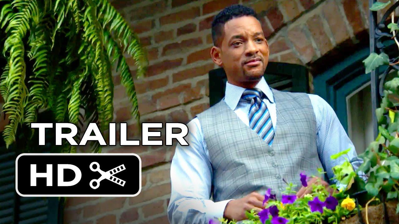 Download Focus TRAILER 1 (2015) - Will Smith, Rodrigo Santoro Movie HD