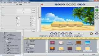 Создание видео заставки.(В этом видео уроке я расскажу, как при помощи программы Pinnacle Studio 16 (14, 15, 17) и программы создания эффектов..., 2014-04-07T21:58:44.000Z)