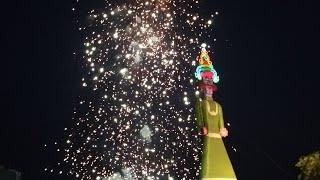 Dussehra Festival Barara - 2017 World Tallest Raavan (210 Feet)