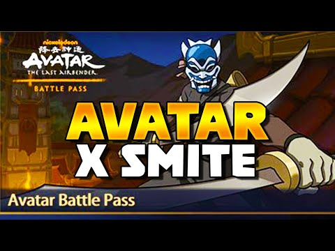 SMITE: Avatar: The Last Airbender BATTLE PASS?! First Character/Skin Spoiler