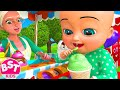 Mommy's Ice cream Shop | BST Kids Songs