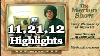 The Merton Show - highlights from Nov. 21, 2012
