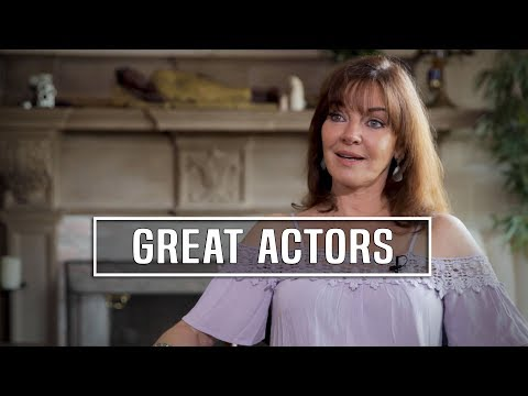 Robin Riker On What Makes An Actor Great