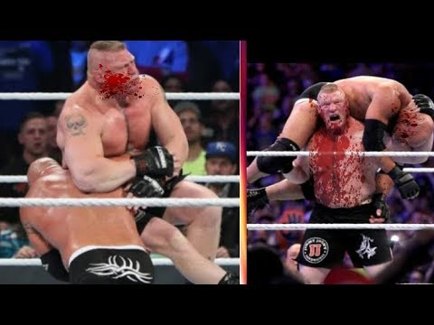 Download FULL MATCH - Goldberg vs. Brock Lesnar - Universal Title Match: WrestleMania 33