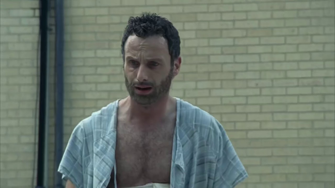 Download TWD S01E01 - Rick Leaves the Hospital