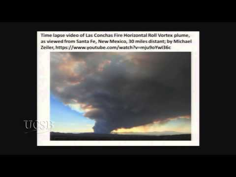 Tom Swetnam, Wildfire & Climate Change, March 2014