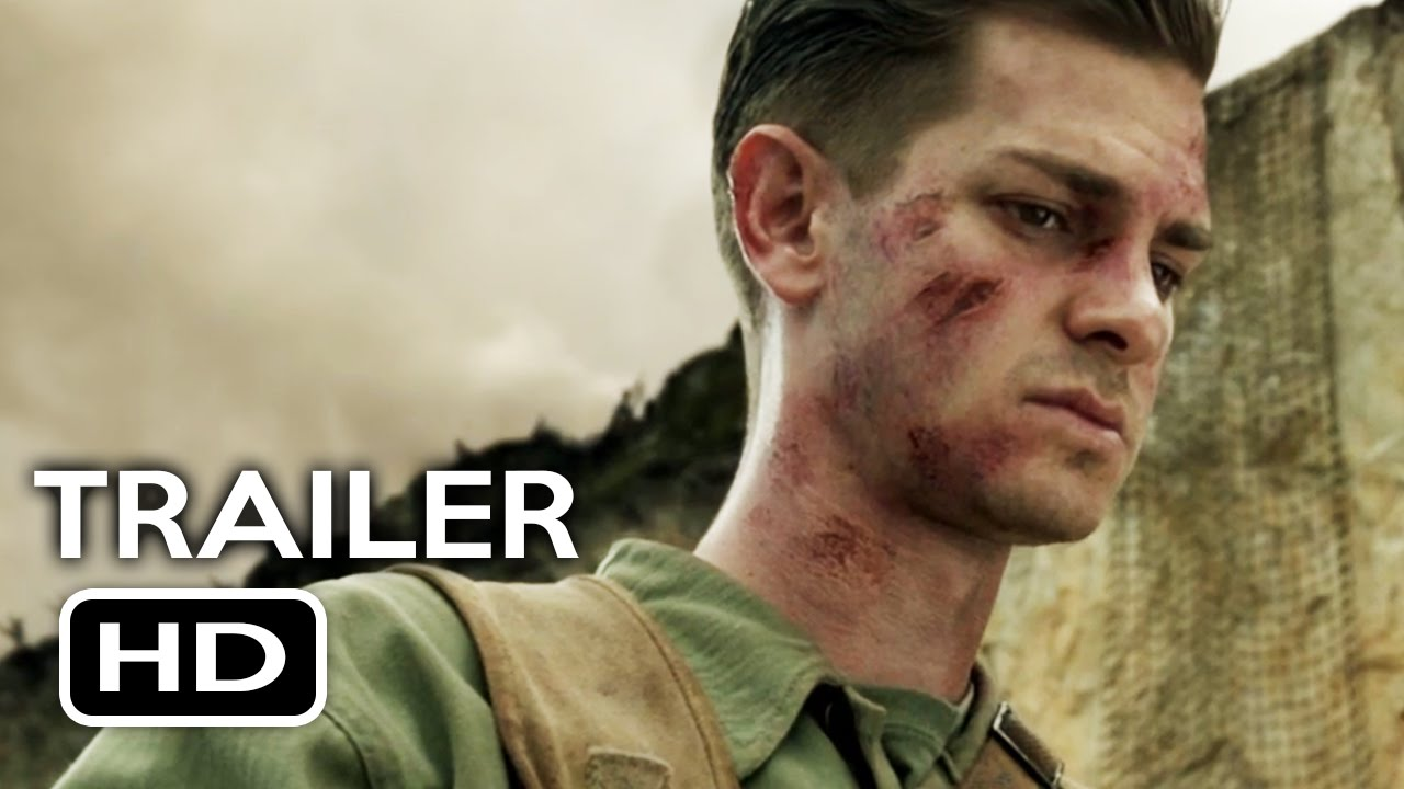 Hacksaw Ridge Official Trailer 1 2016 Andrew Garfield Teresa Palmer War Drama Movie Hd Youtube