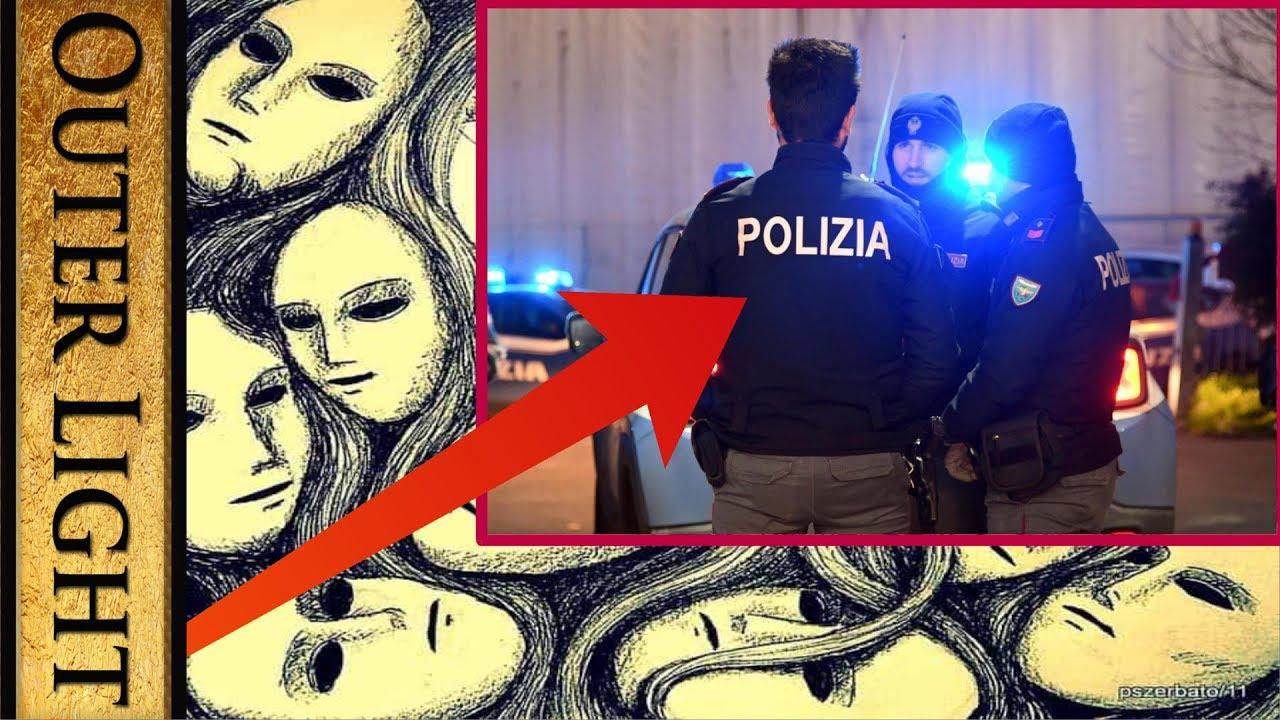 "The Outer Light Italian Police bust elite ""mind control ring"" targeting children #AngelsandDemons"