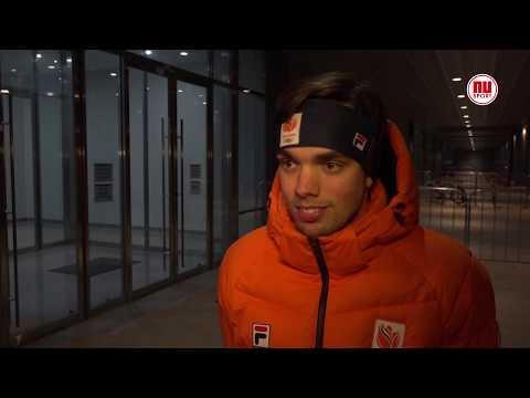 Verrassende Roest dankt zilveren medaille 1500 meter aan zwaar ijs
