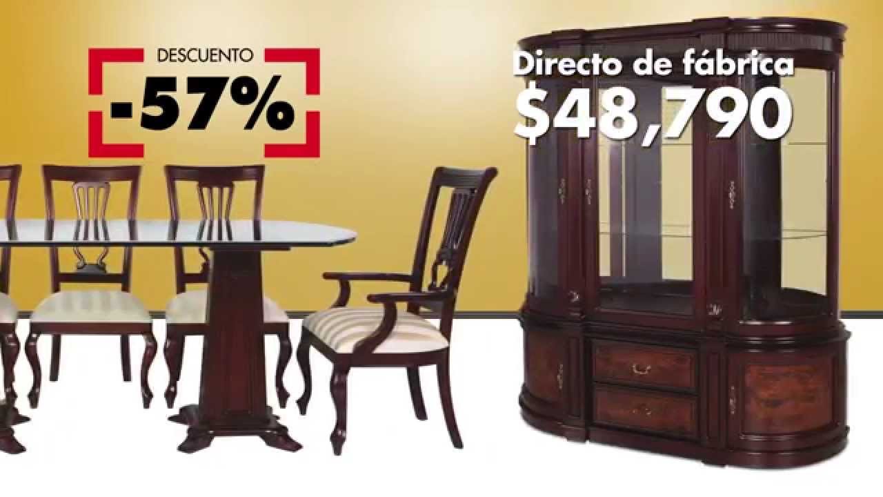 Richardson de muebles joc 39 s en expo muebles d 39 europe youtube for Muebles europa confort sa