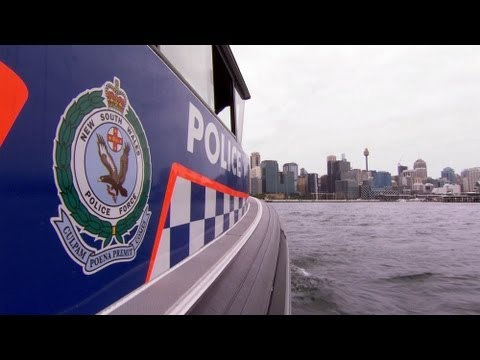 NSW Water Police reveal new vessels for their marine command