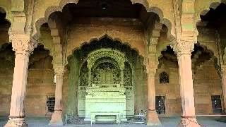 Redfort Delhi India-A historical places of mughal empire